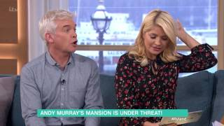 Andy Murray's Mansion Under Threat? | This Morning