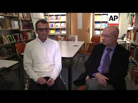 AP Interview With Forensic Doctors Who Investigated Remains Of Yasser Arafat