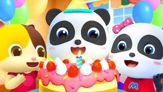 Baby Panda's Family and Friends | BabyBus Game Video