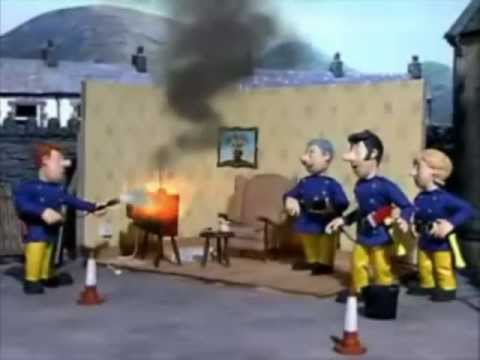 Fireman Sam intro 2003 Reversed