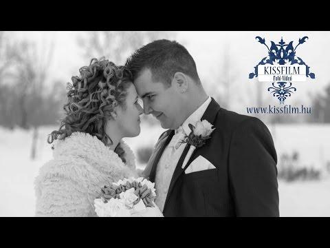 Edina és Krisztián esküvői felvételei Gávavencsellőn!