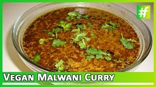 How to Make Vegan Malwani Curry | Food Channel Recipe |#fame food