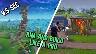 How to Build Like A Pro and Have Aim Bot Fortnite