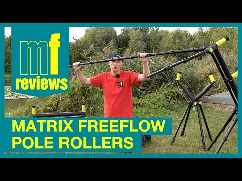 Matrix Freeflow MkII Pole Roller and Quad Roller