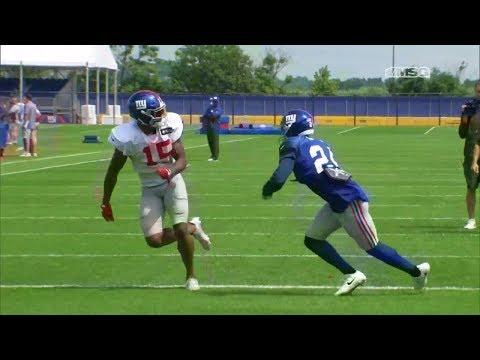 Amani Toomer Analyzes What Brandon Marshall & Evan Engram Bring to New York Giants Passing Game