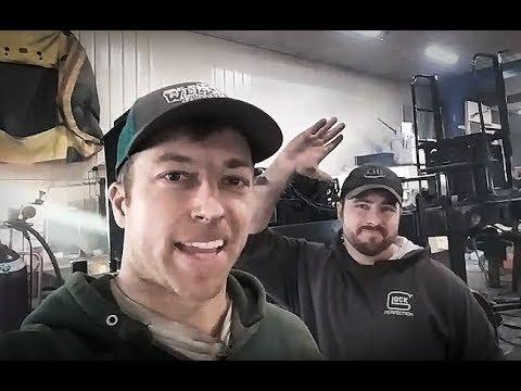 🔴Welker Bros Live! Case Titan Sprayer Project Update 6 - Welker Farms Inc