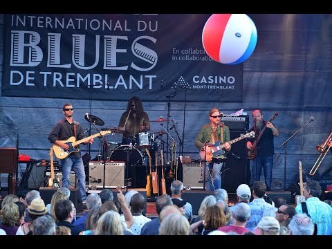 """Ghost Town Blues Band - """"Shine"""" - """"Giving it All Away"""" Live at Tremblant Mp3"""