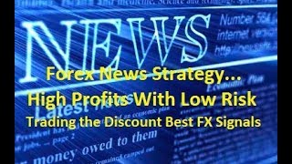 Forex News Trading Strategy Best Techniques