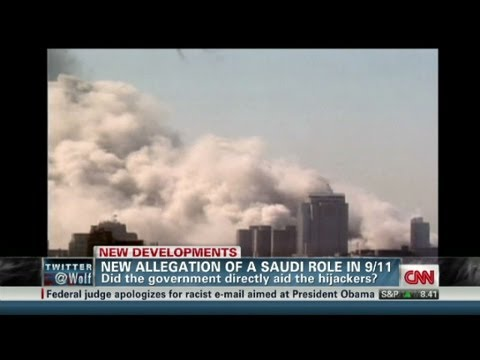 CNN: 9/11 Lawsuit Blames Saudis