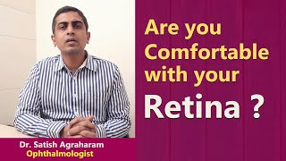 Retina Problems - రెటినా సమస్యలు by Dr Satish G Agraharam (Ophthalmologist)