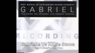 Gabrielle vs Angie Stone - Wish I Didn