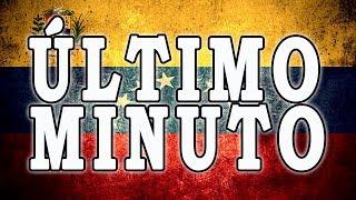 !!!ULTIMO MINUTO!!! HOY 22 DE JULIO VENEZUELA