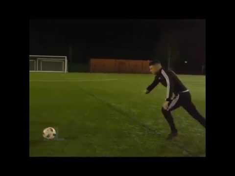 İnanılmaz falsolu gol.!!