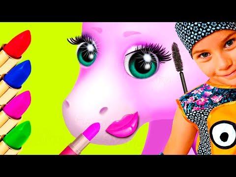 Игры Девушки Эквестрии - играть онлайн бесплатно