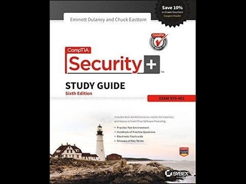 Comptia Security+ Study Guide Sy0-401 Pdf
