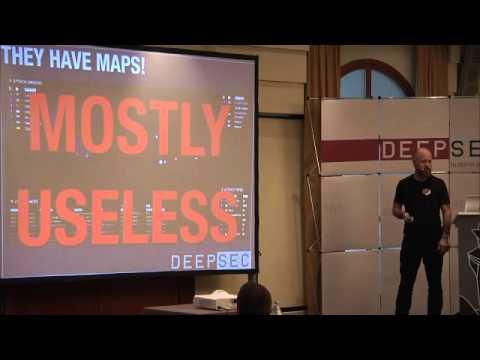 [DS15] Building a Better Honeypot Network - Josh Pyorre