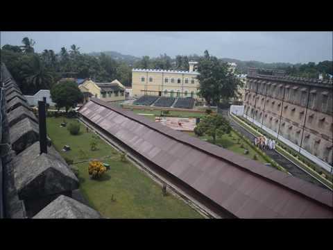 Visit to the Cellular Jail, Port Blair (Andaman & Nicobar islands)