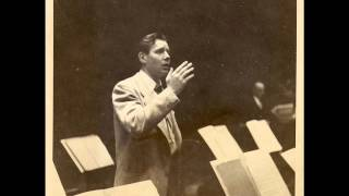 "Norman Dello Joio: ""Symphony for Voices and Orchestra"" (1945)"