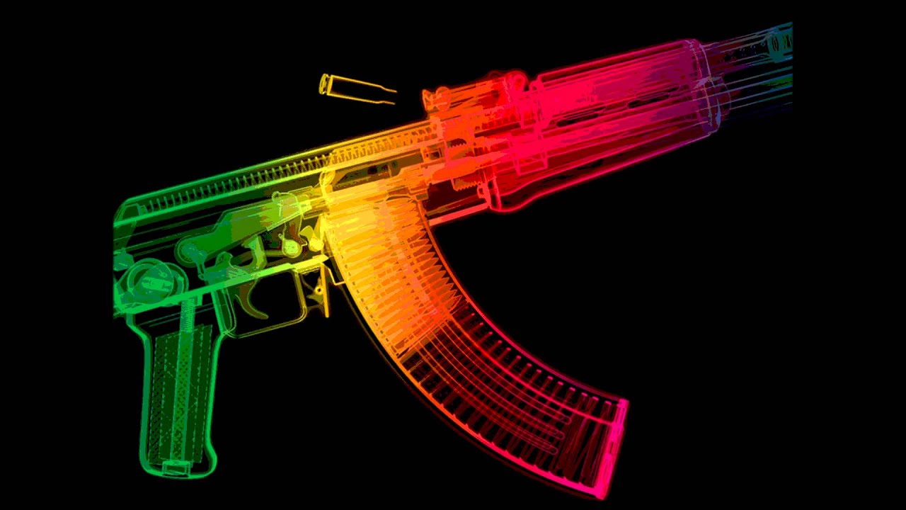 Ak47 Tactical Wallpaper