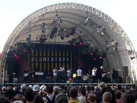Blumentopf Live@Summerjam 2010 - So Lala.MOV
