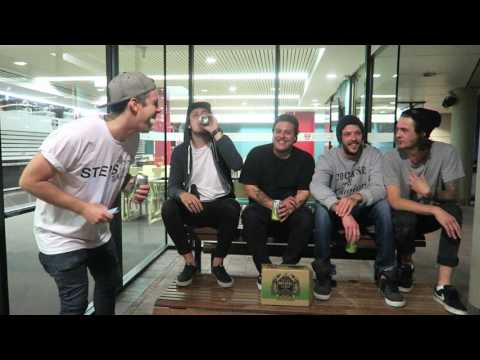 Beers With The Band interviews Earthcaller