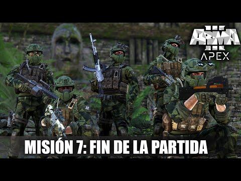 Arma 3 Apex - Campaña Cooperativa   Misión #7   Fin de la partida