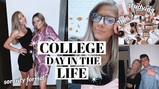 VLOG: Getting ready for formal!