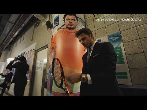 los maestros del tenis se suman al mannequin challenge