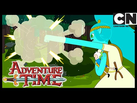 Mama Said | Adventure Time | Cartoon Network
