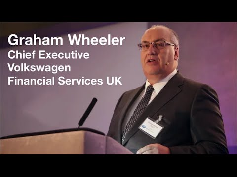 CEO of Volkswagen Financial Service: How retail motor financ