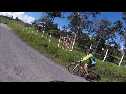 Ruta MTB: Guadalupe - Cascada los Caballeros - Las Gachas