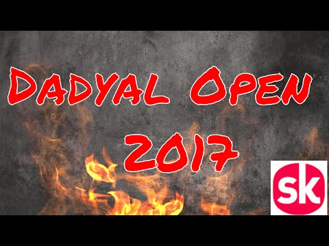 Dadyal Open Tapeball Tournament Semi Final