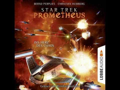 Ins Herz des Chaos (Star Trek Prometheus 3) YouTube Hörbuch Trailer auf Deutsch