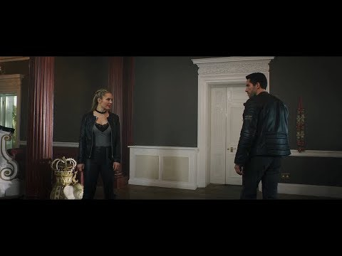 Scott Adkins vs Amy Johnston