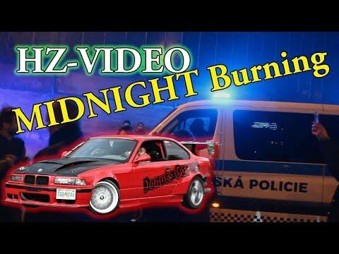 MIDNIGHT Ostrava | Policie - Burnouty - Kde jsou my prachy vole