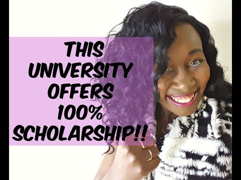 This USA University Offers 100 Percent Scholarship!