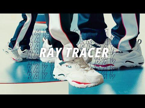 [휠라 X 방탄소년단] FILA RAYTRACER