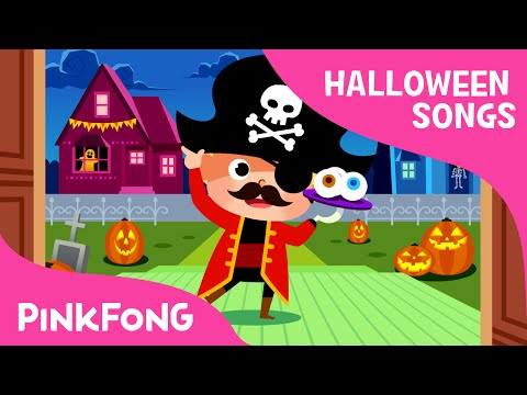 Halloween Costume Party   Halloween Songs   PINKFONG Songs for Children