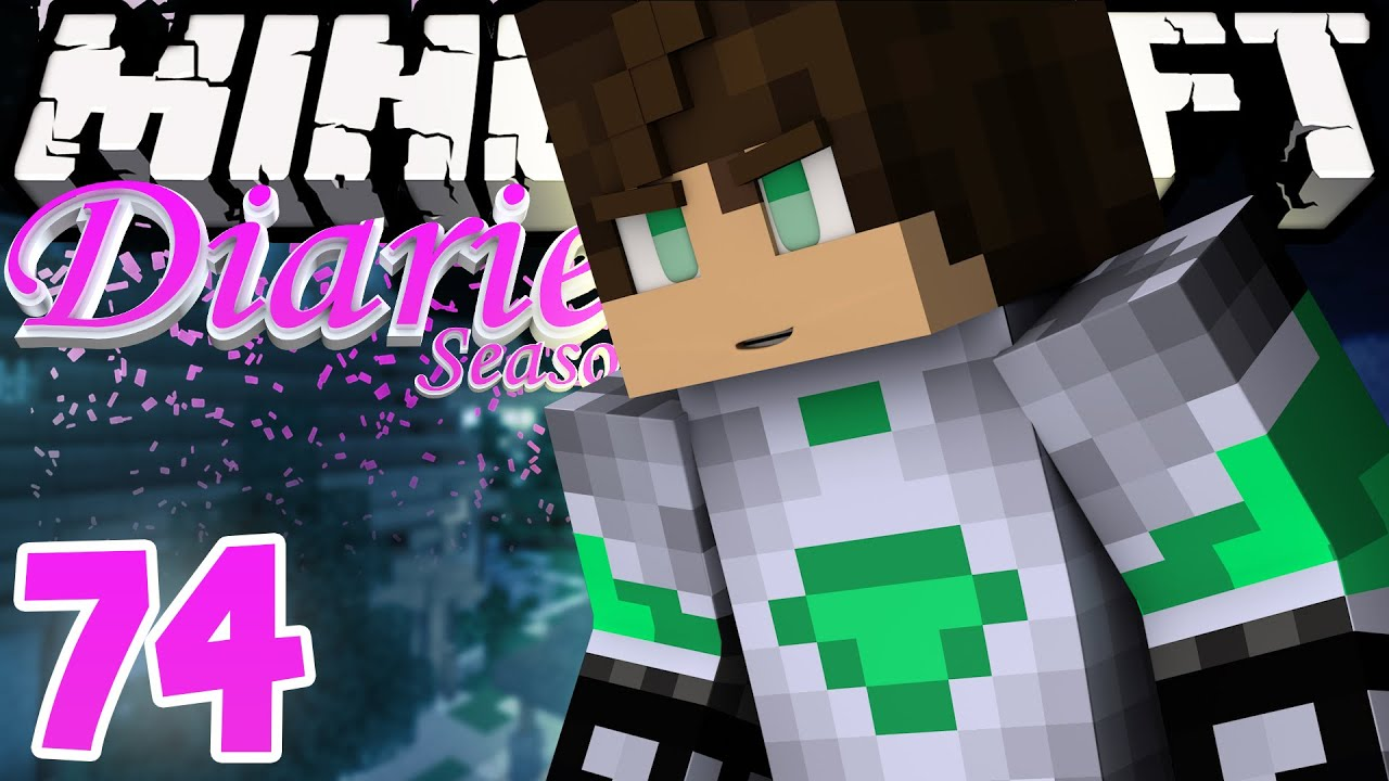 Beneath The Well Minecraft Diaries S1 Ep 74 Roleplay