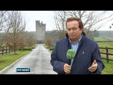Marty Morrissey reports from St Thomas's GAA club