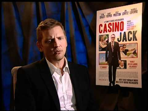 Jordan Riefe Interviews Barry Pepper for Casino Jack