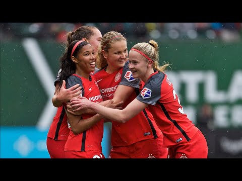 A look back at the 2018 Thorns FC home opening win over Orlando