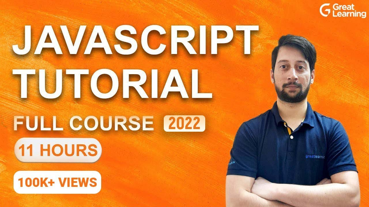 JavaScript Tutorial For Beginners - Full Course In 11 Hours
