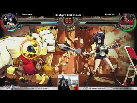 12-09-16 SALTY! Skullgirls CASUALS THIS WEEK - Weekly Fridays at Game Realms!  Twitch Stream archive