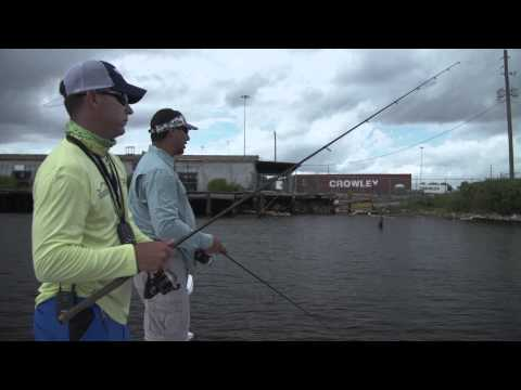 Reel Time Florida Sportsman - Jacksonville Redfish and Flounder - Season 2 Ep. 3 RTFS