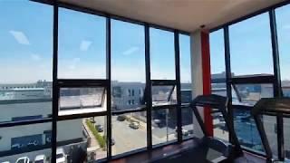 창문 열차단썬팅 단열필름 햇빛차단