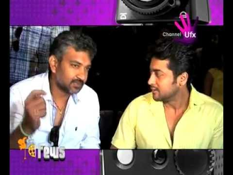 NAAN EE AUDIO LAUNCH ON CHANNEL UFX