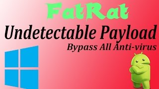 How To Create Undetectable Payload Backdoor In Urdu Hindi   Bypass All Antivirus