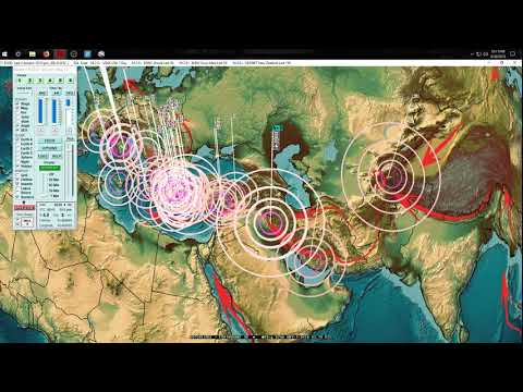 4/30/2018 -- New M5.0+ earthquakes strike West Pacific -- Spreading out across plates