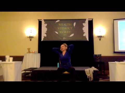 AYRx Embodiment Practices: Integration Rhythm Waves & Gentle Body Wash